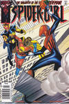 Cover Thumbnail for Spider-Girl (1998 series) #29 [newsstand Edition (with month)]