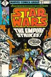 Cover for Star Wars (Marvel, 1977 series) #18 [Whitman]