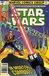 Cover for Star Wars (Marvel, 1977 series) #37 [Newsstand  Edition]