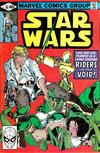 Cover for Star Wars (Marvel, 1977 series) #38 [Direct]