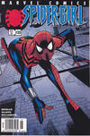 Cover Thumbnail for Spider-Girl (1998 series) #35 [Newsstand Edition (with month)]