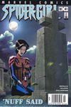 Cover for Spider-Girl (Marvel, 1998 series) #41 [Newsstand Edition (with month)]