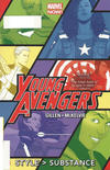 Cover for Young Avengers (Marvel, 2013 series) #1 - Style > Substance