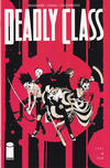 Cover for Deadly Class (Image, 2014 series) #6