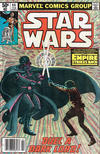 Cover for Star Wars (Marvel, 1977 series) #44 [Newsstand  Edition]