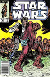 Cover Thumbnail for Star Wars (1977 series) #91 [Newsstand]