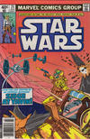 Cover for Star Wars (Marvel, 1977 series) #25 [Newsstand  Edition]