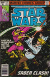 Cover for Star Wars (Marvel, 1977 series) #33 [Newsstand  Edition]