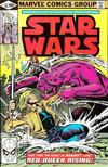 Cover for Star Wars (Marvel, 1977 series) #36 [Direct]