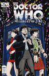 Cover Thumbnail for Doctor Who: Prisoners of Time (2013 series) #2 [Retailer Incentive Cover A - Lee Sullivan]