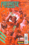 Cover Thumbnail for Fantastic Four (2013 series) #9 [Wolverine Through The Ages Variant by David Yardin]