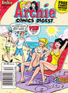 Cover for Archie Double Digest (Archie, 2011 series) #252 [Newsstand]