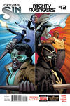 Cover for Mighty Avengers (Marvel, 2013 series) #12