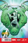 Cover for Mighty Avengers (Marvel, 2013 series) #7