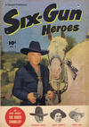 Cover for Six-Gun Heroes (Export Publishing, 1950 series) #2