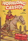 Cover for Hopalong Cassidy (Export Publishing, 1949 series) #31