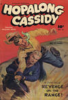Cover for Hopalong Cassidy (Export Publishing, 1949 series) #37