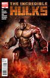 Cover for Incredible Hulks (Marvel, 2010 series) #635 [Adi Granov Variant]
