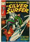 Cover Thumbnail for The Silver Surfer (1968 series) #11 [UK price edition]