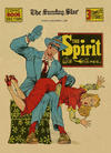 Cover Thumbnail for The Spirit (1940 series) #12/1/1940 [Washington DC Star edition]