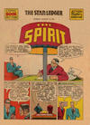 Cover Thumbnail for The Spirit (1940 series) #8/31/1941 [Newark NJ Star Ledger edition]