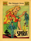 Cover Thumbnail for The Spirit (1940 series) #9/7/1941 [Detroit News edition]