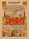 Cover Thumbnail for The Spirit (1940 series) #9/28/1941 [Washington DC Star edition]