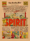 Cover Thumbnail for The Spirit (1940 series) #9/28/1941 [Washington DC Star edition]