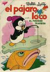 Cover for El Pájaro Loco (Editorial Novaro, 1951 series) #185