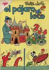 Cover for El Pájaro Loco (Editorial Novaro, 1951 series) #248