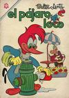 Cover for El Pájaro Loco (Editorial Novaro, 1951 series) #282