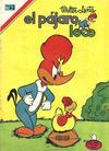 Cover for El Pájaro Loco (Editorial Novaro, 1951 series) #519
