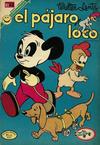 Cover for El Pájaro Loco (Editorial Novaro, 1951 series) #397