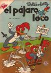Cover for El Pájaro Loco (Editorial Novaro, 1951 series) #45