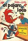 Cover for El Pájaro Loco (Editorial Novaro, 1951 series) #44