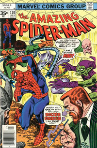 Cover Thumbnail for The Amazing Spider-Man (Marvel, 1963 series) #170 [35¢]