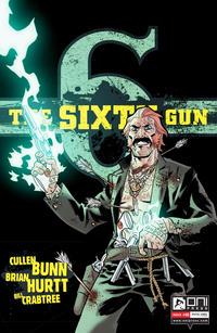 Cover Thumbnail for The Sixth Gun (Oni Press, 2010 series) #40