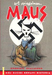 Cover Thumbnail for Maus: Opowieść ocalałego (Post, 2001 series) #1 - Mój ojciec krwawi historią