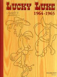 Cover Thumbnail for Lucky Luke: Den kompletta samlingen (Egmont, 2003 series) #1964-1965