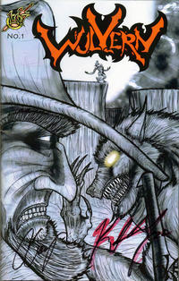Cover Thumbnail for Wulvern (Lunar Works Productions, 2012 series) #1