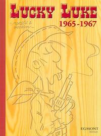 Cover Thumbnail for Lucky Luke: Den kompletta samlingen (Egmont, 2003 series) #1965-1967