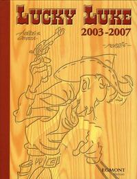 Cover Thumbnail for Lucky Luke: Den kompletta samlingen (Egmont, 2003 series) #2003-2007