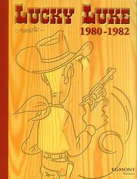Cover Thumbnail for Lucky Luke: Den kompletta samlingen (Egmont, 2003 series) #1980-1982
