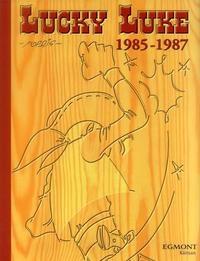 Cover Thumbnail for Lucky Luke: Den kompletta samlingen (Egmont, 2003 series) #1985-1987