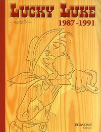Cover Thumbnail for Lucky Luke: Den kompletta samlingen (Egmont, 2003 series) #1987-1991