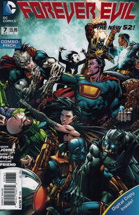Cover Thumbnail for Forever Evil (DC, 2013 series) #7 [Combo-Pack]