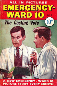 Cover Thumbnail for Emergency-Ward 10 (Pearson, 1959 series) #9