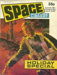 Cover Thumbnail for Space Picture Library Holiday Special (IPC, 1977 series) #1979