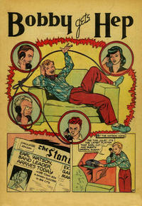 Cover Thumbnail for Bobby Gets Hep (Bell Telephone, 1946 series)