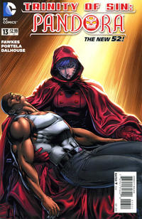 Cover Thumbnail for Trinity of Sin: Pandora (DC, 2013 series) #13